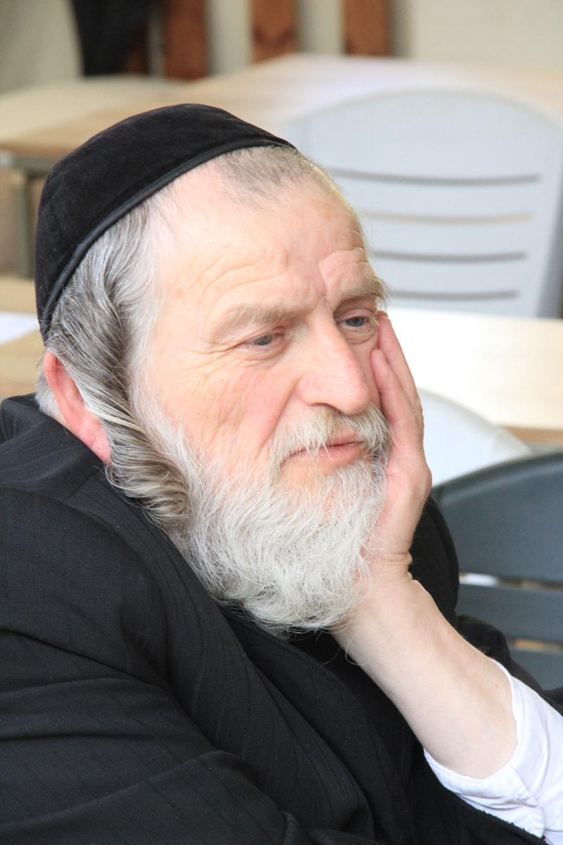 הרב יהודה לייב פרוש