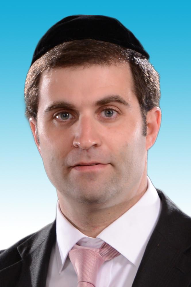 הרב מרדכי (מוטי) זולברג
